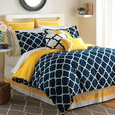 modern bedroom decoration with contemporary geometric blue and yellow comforter set white grey twin bedding crib grey and yellow twin bedding