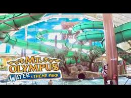 mt olympus indoor water park and theme park wisconsin dells 2016