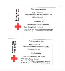 cpr certificate red cross gallery design templates american red cross cpr certification replacement card poemview co