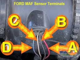 ford maf sensor testing 12v power ford maf sensor testing 12v power