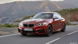2018 bmw orange. brilliant orange 2018 bmw 2series m240i coupe  front threequarter picture  2 intended bmw orange