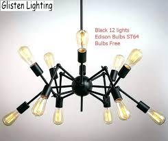 rod iron chandelier wrought lighting meval hoop 8 lights rustic wooden chandeliers