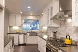 white shaker cabinets with quartz countertops. white shaker cabinets · grey quartz sognaretile.com with countertops pinterest