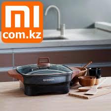 Электрогриль Xiaomi Mi <b>Qcooker</b> Multi-Purpose Household <b>Electric</b> ...
