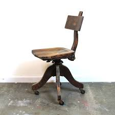 vintage wooden office chair. 1800s Industrial Swivel Desk Chair Antique Wooden Office Victorian Furniture By Vintage