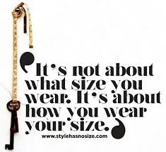 Plus Size Beauty Quotes