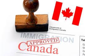Kết quả hình ảnh cho nộp hồ sơ xin thị thực canada