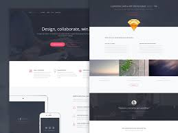 free html5 web template 30 free bootstrap templates to download in 2018