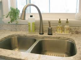 filling those sink holes in granite counters for soap dispensers