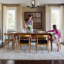 But when chosen with the shape and size of your room in it's more economical: How To Choose Chairs For Your Dining Table