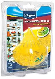 Topperr <b>поглотитель запаха для холодильника</b> Лимон 3108 ...