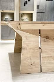 Table De Repas Design Tema En Chêne