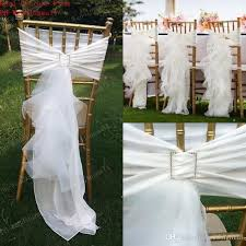 2018 2017 chair sash for weddings tulle delicate wedding decorations chair covers chair sashes wedding accessories 024 from weddingmall 1 71 dhgate