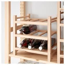IKEA HUTTEN 9-bottle wine rack Can be extended with additional HUTTEN wine  racks.