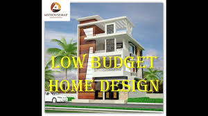 low budget home designs indian small house design ideas youtube