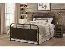 Hillsdale Furniture Bedroom Logan Bed Set - Queen - Bed Frame ...