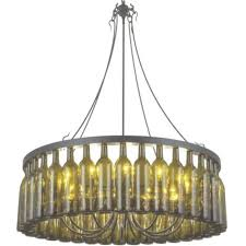 158134 wine bottle chandelier meyda wine country accents with bottle chandelier view 1 of