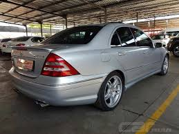 Jamesedition is the world's smartest online marketplace for new and used premium automobiles. Used 2006 Mercedes Benz C Class Sedan C55 Amg For Sale 155 000 Km