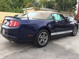 2011 Ford Mustang V6 Premium 2dr Convertible In Wilmington CA ...