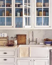 Kitchen Cabinets Blue Antique Blue Kitchen Cabinets Quicuacom