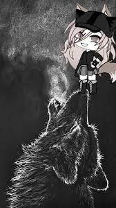 Wolf girl, gacha life, HD mobile ...