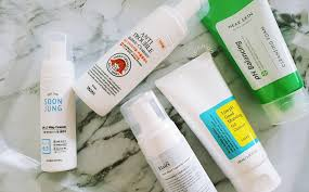 the 5 best korean cleansers for sensitive and acne e skin