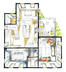 Interior Design Sketching Design Interior Drawings Wallpaper Design