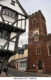 england style steps: tudor style the house that moved and st mary steps church exeter devon county