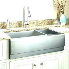 kohler stainless steel farmhouse sink stainless steel farm sink vault a sink a sink farmers sinks for kitchen front vault a sink resources