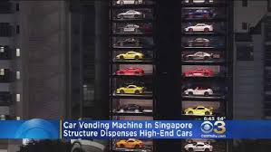 Ferrari Vending Machine Magnificent This 48FootTall 'Vending Machine' Will Serve One News Page VIDEO