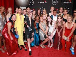 National Soccer Team Wore to the ESPYs ...