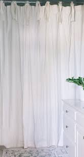 dishy 90 inch long shower curtain liner