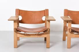 modest vintage 1170 borge mogensen spanish chair fredericia 02