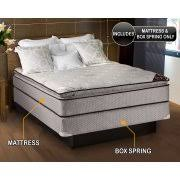 queen mattress and box spring. Spinal Comfort Pillowtop Queen Size (60\ Mattress And Box Spring P