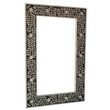 bone inlay mirror frame म रर फ र म in