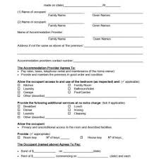 Room Rental Contract 39 Simple Room Rental Agreement Templates Template Archive