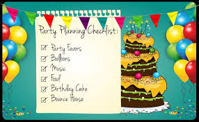 Party Planning Birthday Party Planning Coping With Unwanted Situations