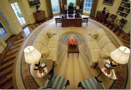 oval office coffee table. oval office u2013 elegant and sophisticated in creams ivories touches of light blues the bushes liked to have fresh flowers on coffee table d