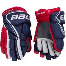 Bauer Hockey Gloves Size Chart Bauer Vapor X800 Lite Junior Hockey Gloves