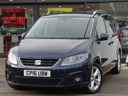 Used SEAT Alhambra 2016 for Sale | Motors.co.uk