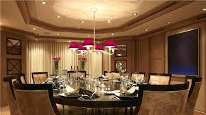 spectacular dining room chandeliers that you can apply designing round table shaped plus tableware and chairs amazing family room lighting