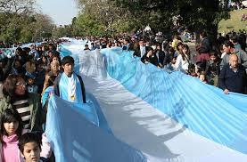 Resultado de imagem para dia da bandeira da argentina