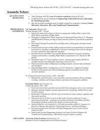 Healthcare Recruiter Resume Examples Your Prospex