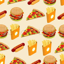 delicious food background. Plain Food Hot Dog Background Juicy Big Hamburger French Fries In Paper Box  Italian Pizza With Cheese And Sausage Tomatoes Delicious Food Texture  Stock  And Food Background S