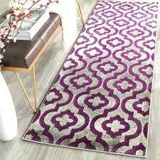 colorful runner rug fancy purple runner rug creative of mauve runner rug best ideas about purple colorful runner rug sophisticated