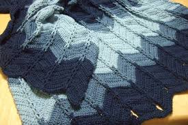 Ripple Afghan Pattern Free Fascinating Jacob's Ladder Ripple Afghan Afghans Crocheted My Patterns
