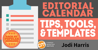 calender tools editorial calendar tips tools and templates