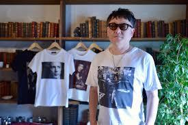 ホンモノは部屋着に降格しないバンドtシャツ専門店のプロデューサーが