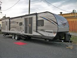 2018 m travel trailer park camper