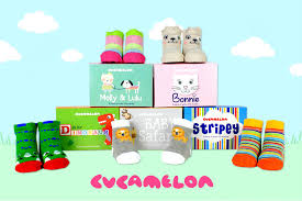 sock academy are thrilled to be launching their brand new baby sock brand cucamelon at harrogate home and gift 2018 following the success of their united